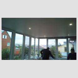 Фото окон от компании Остекление балконов и лоджий